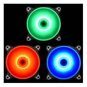 Lian Li BR Lite RGB PWM Fan 3-Pack 120mm - Black