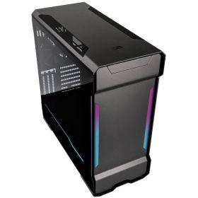 Phanteks Enthoo Evolv X Digital RGB Midi Tower Tempered Glass Gaming Case - Gunmetal Grey