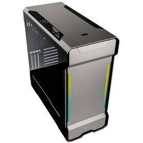 Phanteks Enthoo Evolv X Digital RGB Midi Tower Tempered Glass Gaming Case - Galaxy Silver