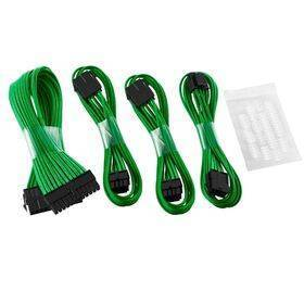 CableMod Basic ModFlex™ Cable Extension Kit - Dual 6+2 Pin Series Green