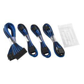 CableMod Basic ModFlex™ Cable Extension Kit - Dual 6+2 Pin Series Black/Blue