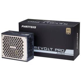 1000W Phanteks Revolt Pro 80+ Plus Gold Modular Power Combo Supply