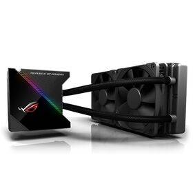 ASUS ROG Ryujin Performance AIO Liquid CPU Cooler with OLED Display - 240mm