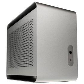 Streacom DA2 Mini ITX Case - Silver