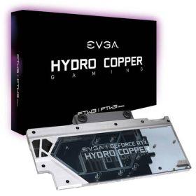 EVGA Hydro Copper Waterblock for EVGA GeForce RTX 2080 Ti FTW3, 400-HC-1489-B1, RGB