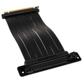 Phanteks 220mm Premium Shielded High Speed PCI-E x16 Riser Cable 90 Degree Adapter