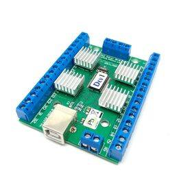 LED-Wiz™ 32-port USB Compatible Lighting and Output Controller + Pre-Installed Heatsinks