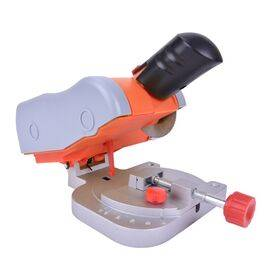 Mini Bench Cut-off Saw with Steel Blade and Adjust Miter Gauge