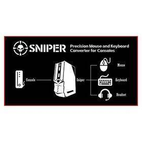 Brook Sniper Precision Mouse & Keyboard Adapter Converter
