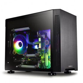 Lian-Li PC-TU150WX Aluminium Mini-ITX Case - Black