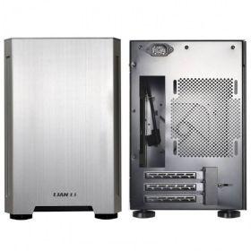 Lian-Li PC-TU150WA Aluminium Mini-ITX Case - Silver