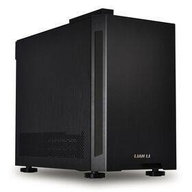 Lian Li TU150X Portable and Powerful Mini-ITX Chassis Case - Black