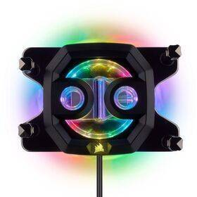 Corsair Hydro X Series XC7 RGB CPU Water Block - sTR4 - Black