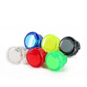 Sanwa 30mm Button - OBSC-30 - Clear