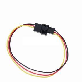 3-Pin Verlengkabel 30CM