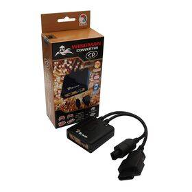 Brook Wingman SD Converter for Xbox 360/Xbox One/Xbox Elite 1&2/PS3/PS4/Switch Pro Controller to Sega Dreamcast & Saturn Console