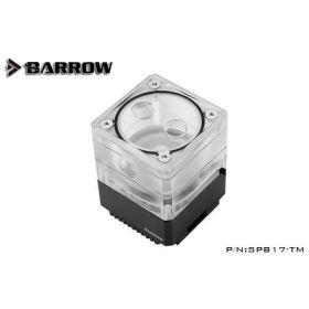 Barrow SPB17-TM 960LPH 17W PWM Mini Pump Reservoir with LRC 2.0 RGB - Black