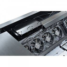 Lian Li DK-05F Electrical Height Adjustable Desk Case - Black