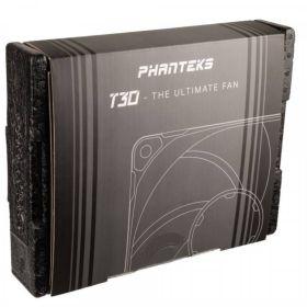 Phanteks T30 PWM 120mm Fan - Black Packaging