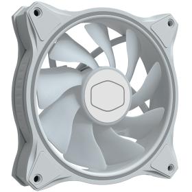 Cooler Master MasterFan MF120 Halo White Edition - 120mm