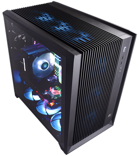 Lian Li PC-O11 Air Midi Tower, Tempered Glass - Black