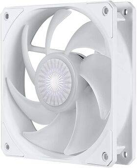 Cooler Master SickleFlow 120 ARGB White Edition 3 In 1, 120mm