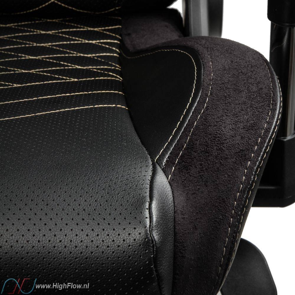 Groovy Noblechairs Epic Gaming Chair Black Gold Inzonedesignstudio Interior Chair Design Inzonedesignstudiocom