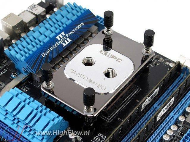 XSPC RayStorm Neo WaterBlock Metal AMD sTR4